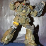 HGUC Gouf CustomHGUC Gouf CustomHGUC グフカスタム