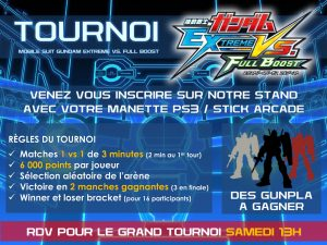 Affiche Extreme VS Full Boost 2016